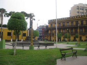 Centro histórico del Callao