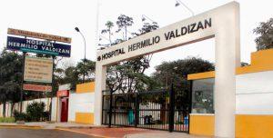 Hospital Hermilio Valdizán