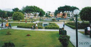 Parques en Santa Anita